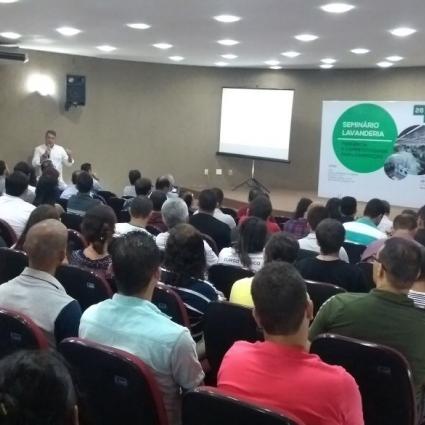 Seminário Lavanderia: Tendência e Competitividade para Confecção